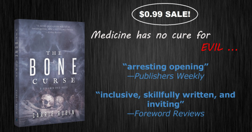 The Bone Curse On Sale for $0.99!